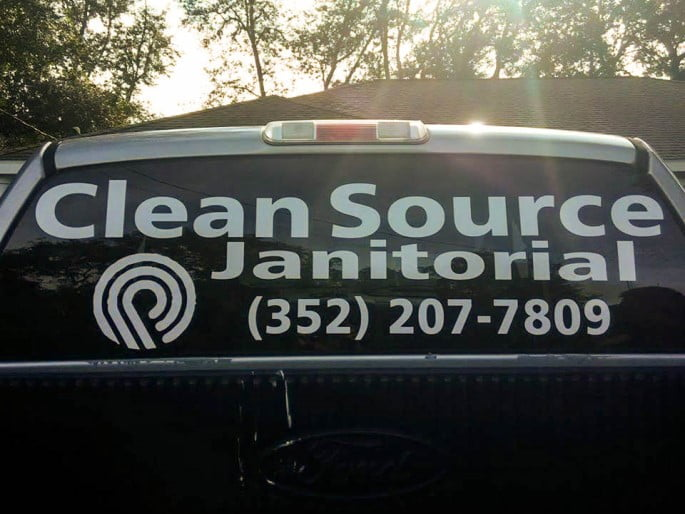 clean source vehicle